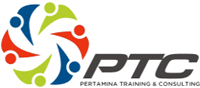 Pertamina Training & Consulting Logo